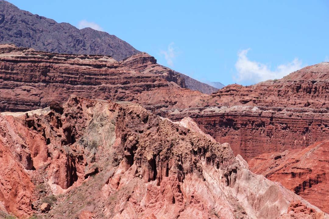 argentine road trip salta vallées Calchaquies Cafayate