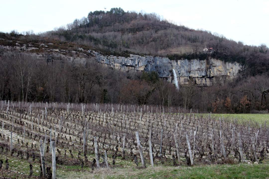Vignobles Bugey Ain Montagnes du Jura