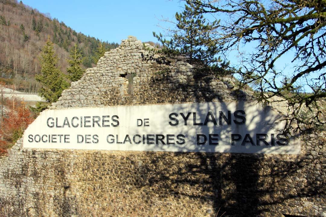 Glacières de Sylans