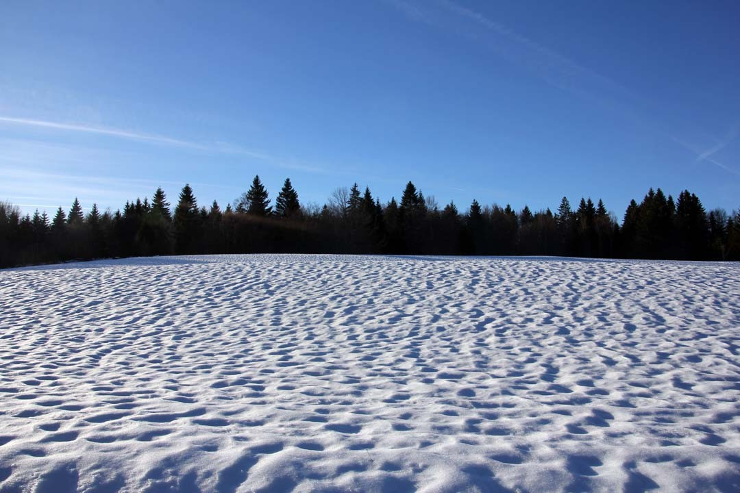 Weekend à la neige Ain Montagnes du Jura