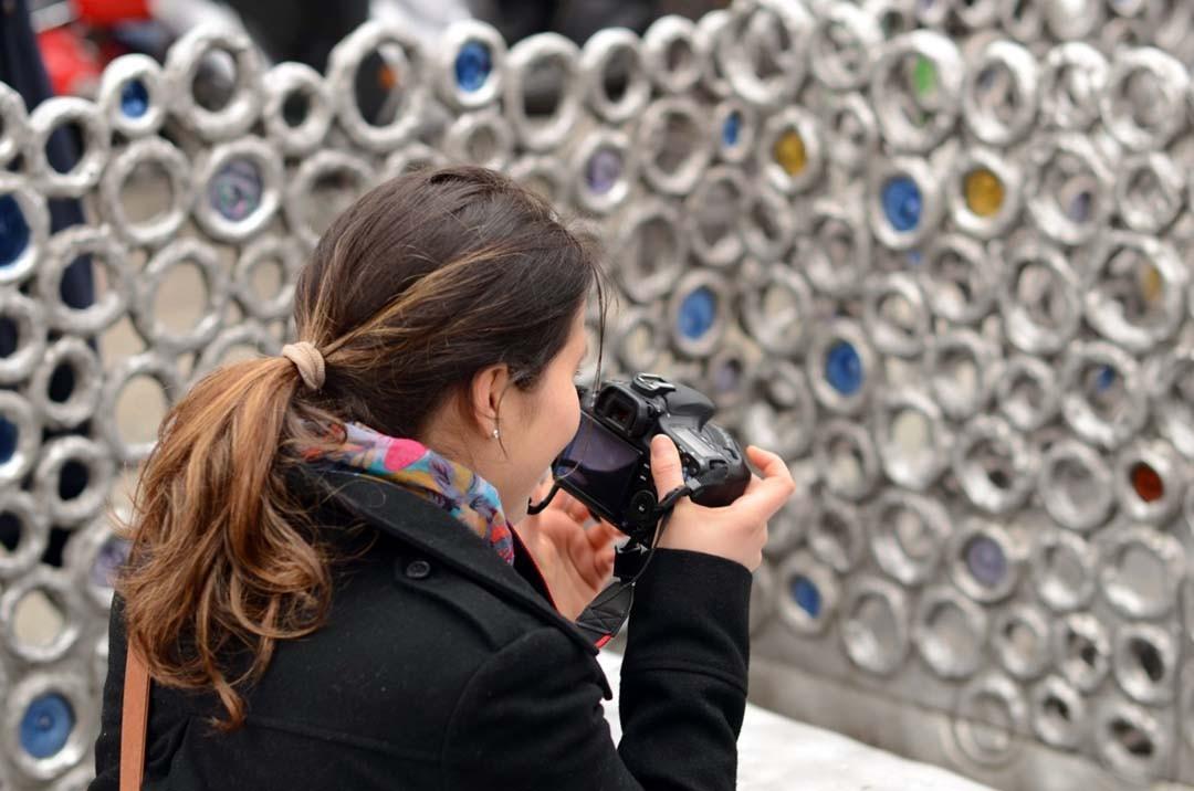Cours de photo à Paris - Palais royal