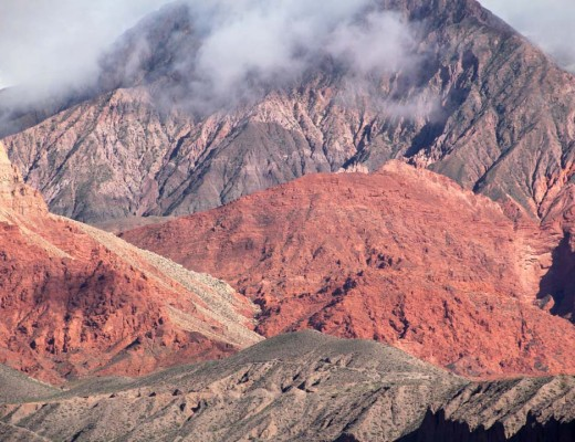 Quebrada de Humahuaca en Argentine - Colline aux 7 couleurs