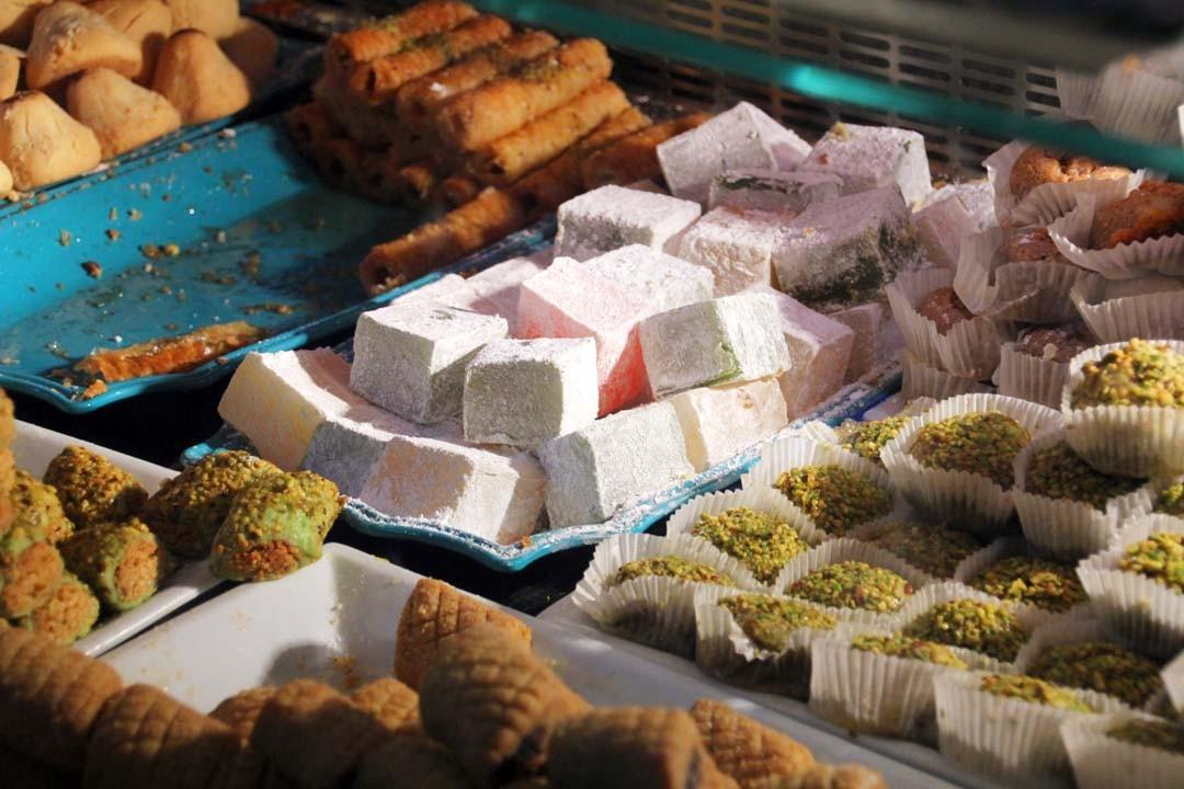 Pâtisseries Salon de thé de la Mosquée de Paris - café maure