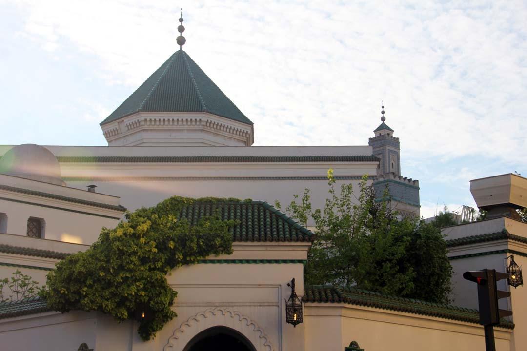 Mosquée de Paris - café maure