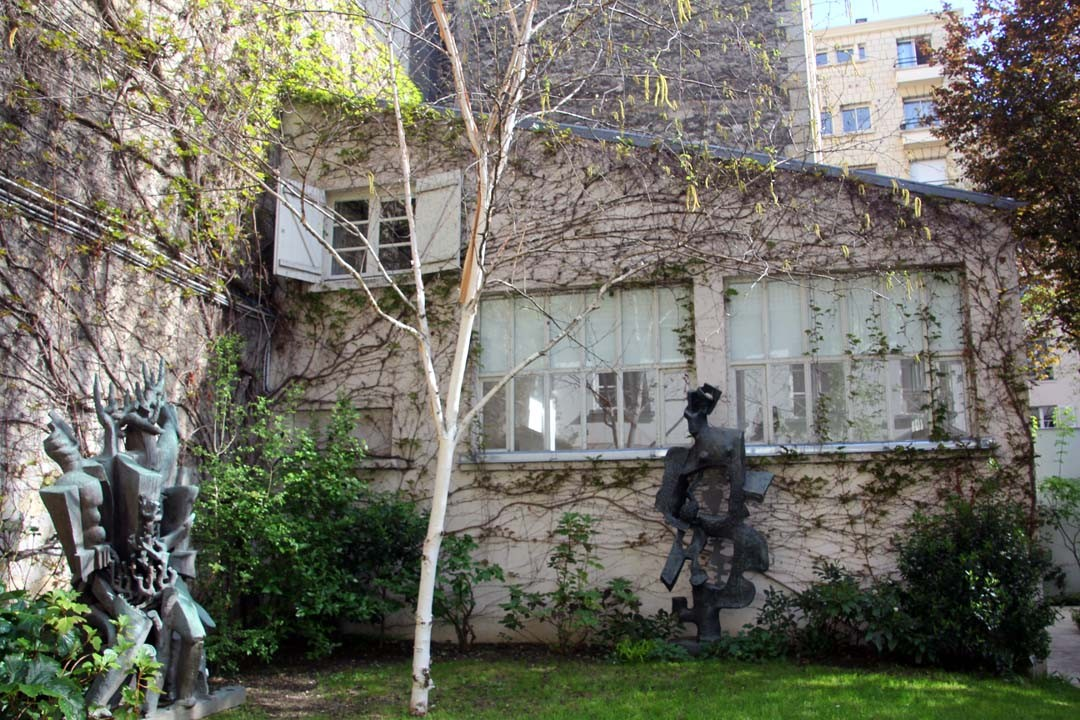 Musée Zadkine à Paris