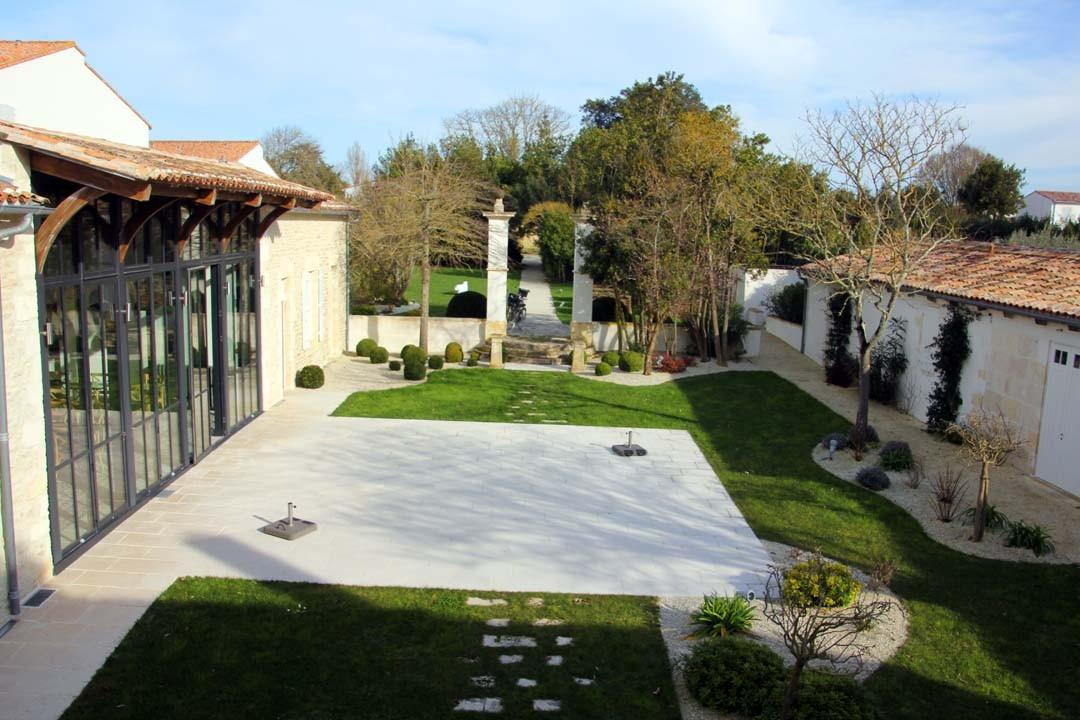 Les Jardins du Clos à Saint Martin de Ré