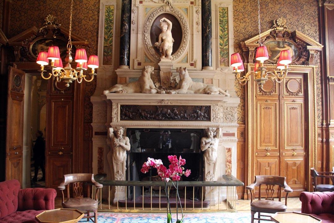 Hôtel de la Païva Travellers Club Champs Elysées Paris