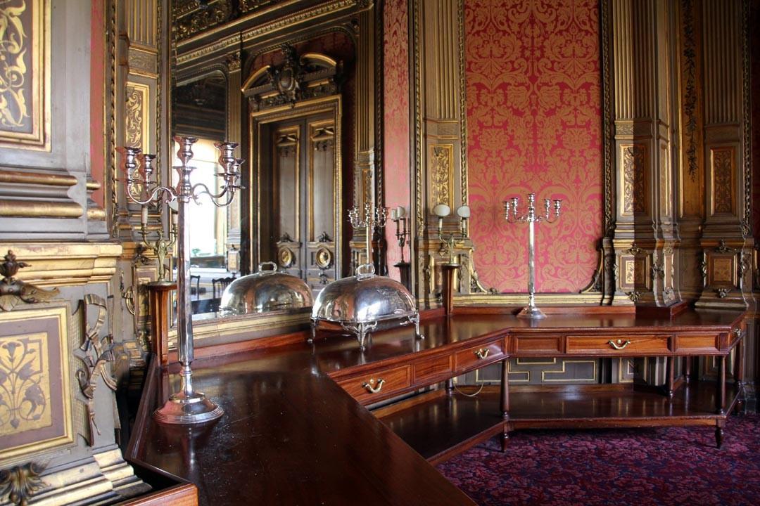 Salon Hôtel de la Païva Champs Elysées Paris
