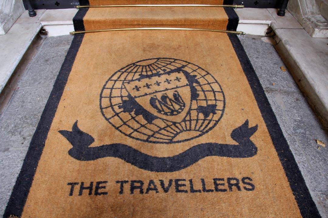 Travellers Club Hôtel de la Païva Champs Elysées Paris