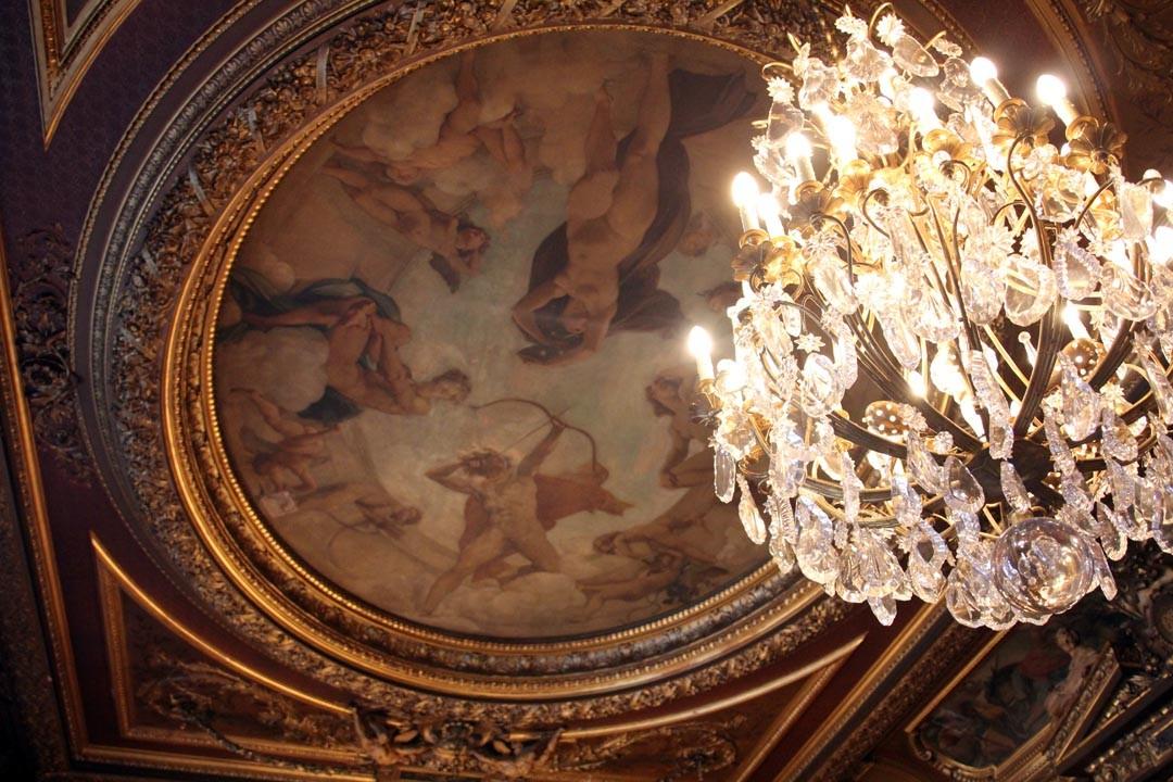 Hôtel particulier de la Païva à Paris