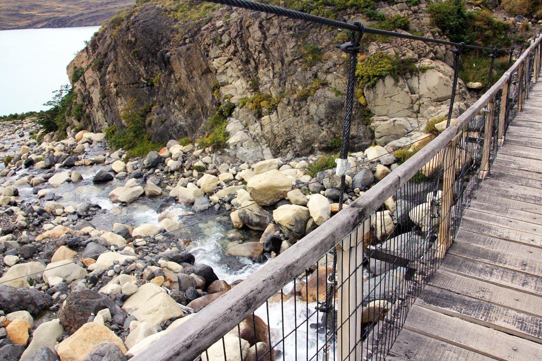 Trek W Parc Torres del Paine au Chili