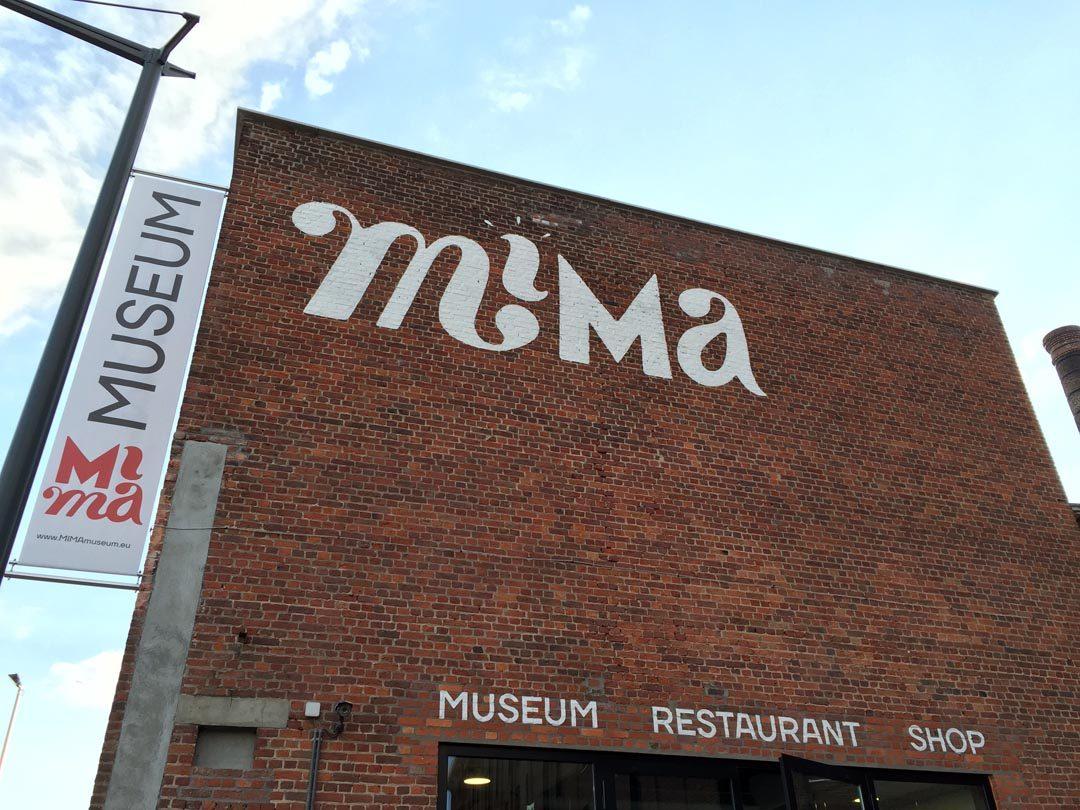Musée MIMA à Bruxelles Molenbeek