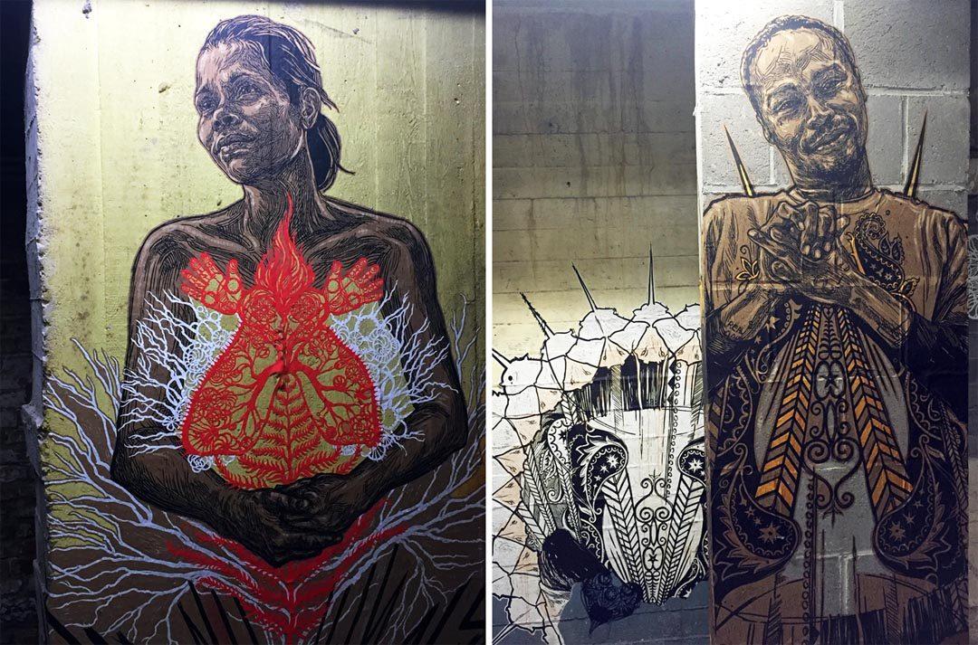 Exposition au Musée Mima à Bruxelles Molenbeek