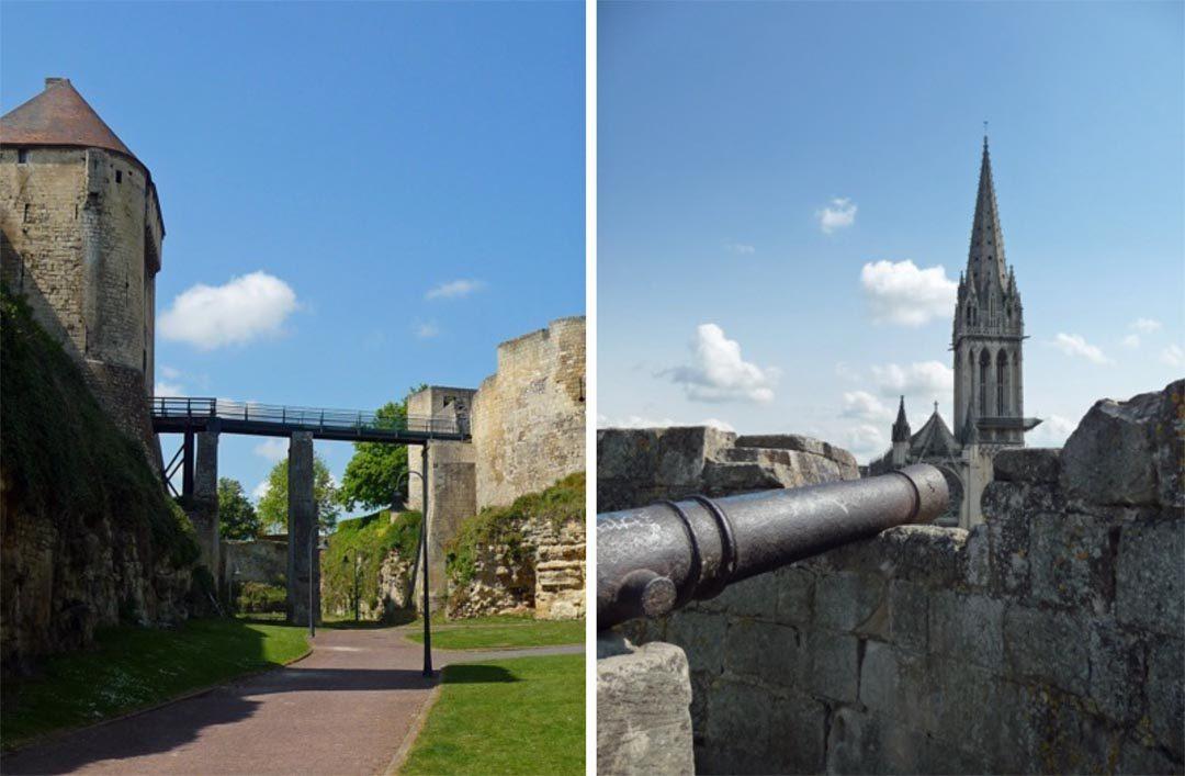 Château à Caen