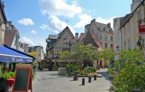 Caen Rue Vaugueux