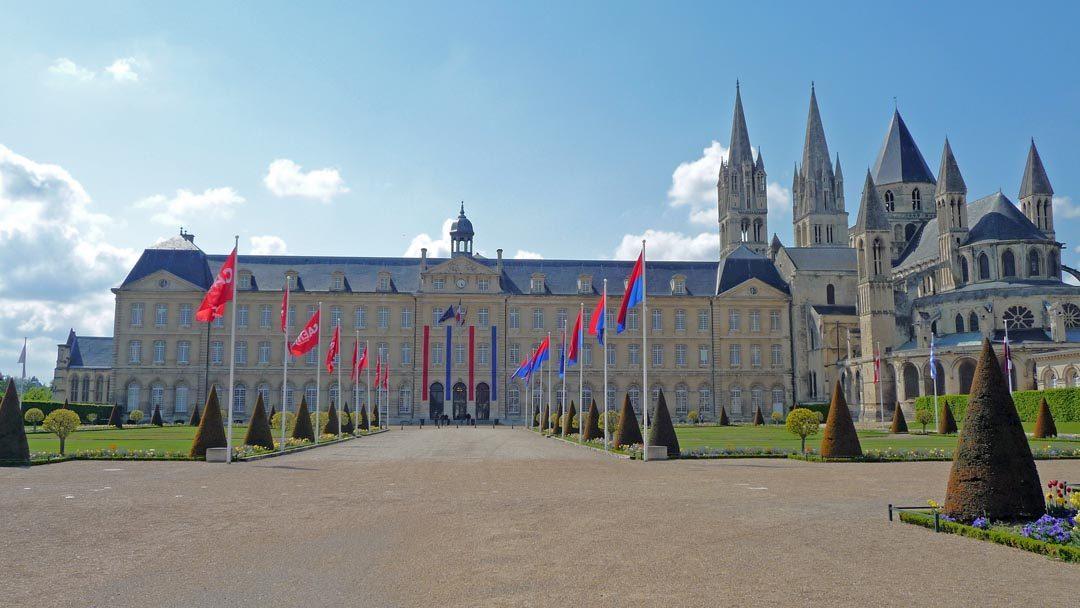Caen Abbaye