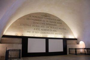 Musée Arc de Triomphe Paris