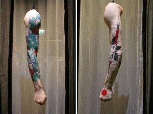 Exposition musée Quai Branly - Tatoueurs Tatoués Tin Tin