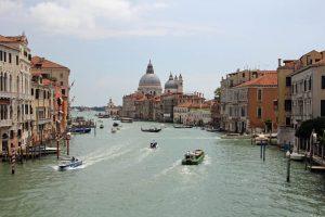 Venise canal principal