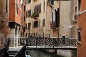 Quartier populaire à Venise