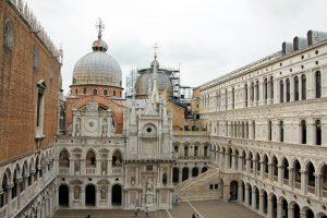 Palais ducal à Venise
