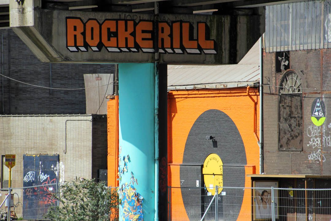Rockerill à Charleroi