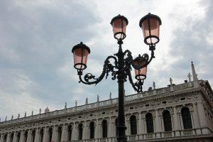 Place Saint Marc à Venise