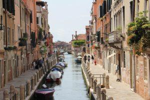 Quartier sympa et peu touristique à Venise