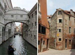 Pont des Soupirs à Venise