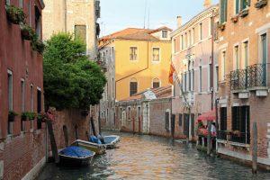 Canaux à Venise