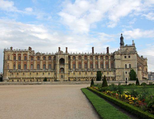 Château de Saint Germain en Laye dans les Yvelines
