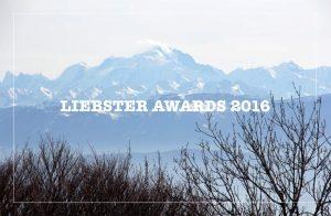 Liebster Awards 2016