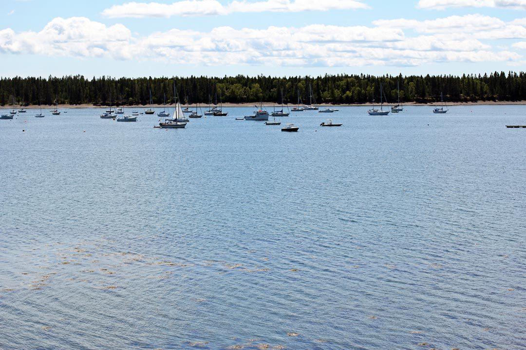 Saint Andrews au Nouveau Brunswick Canada