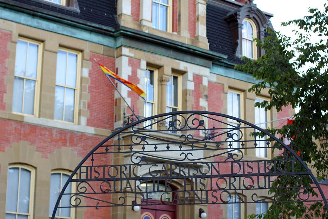 Fredericton - Garnison