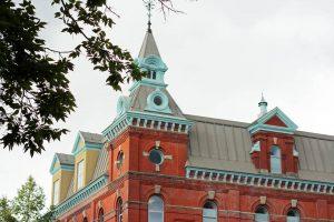 Fredericton - Capitale du Nouveau-Brunswick