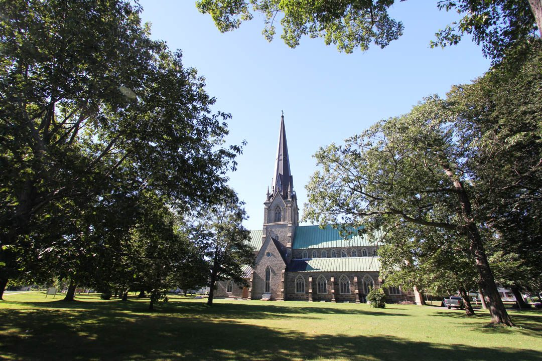 Fredericton - Christ Church