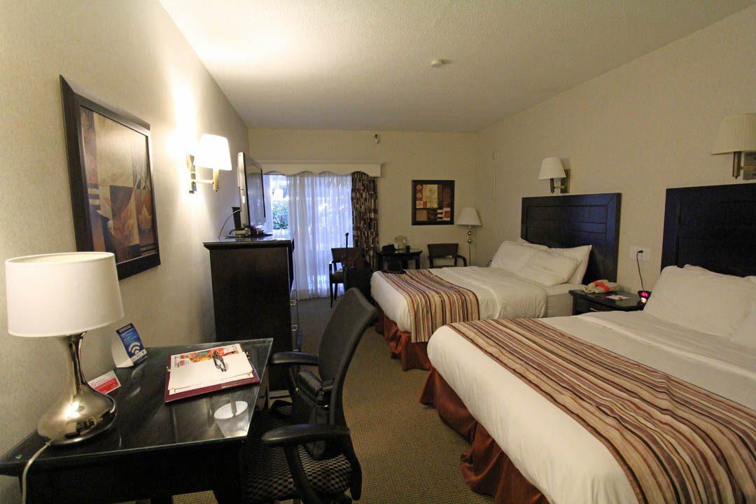 Fredericton - Ramada Hôtel