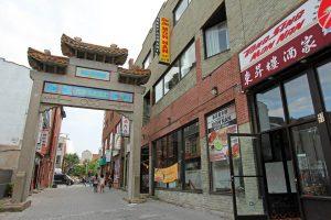 Montréal - Quartier chinois
