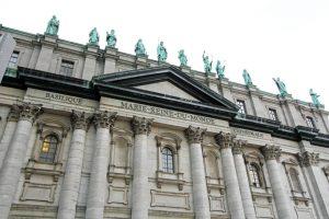 Montréal - Basilique Cathédrale Marie Reine du Monde