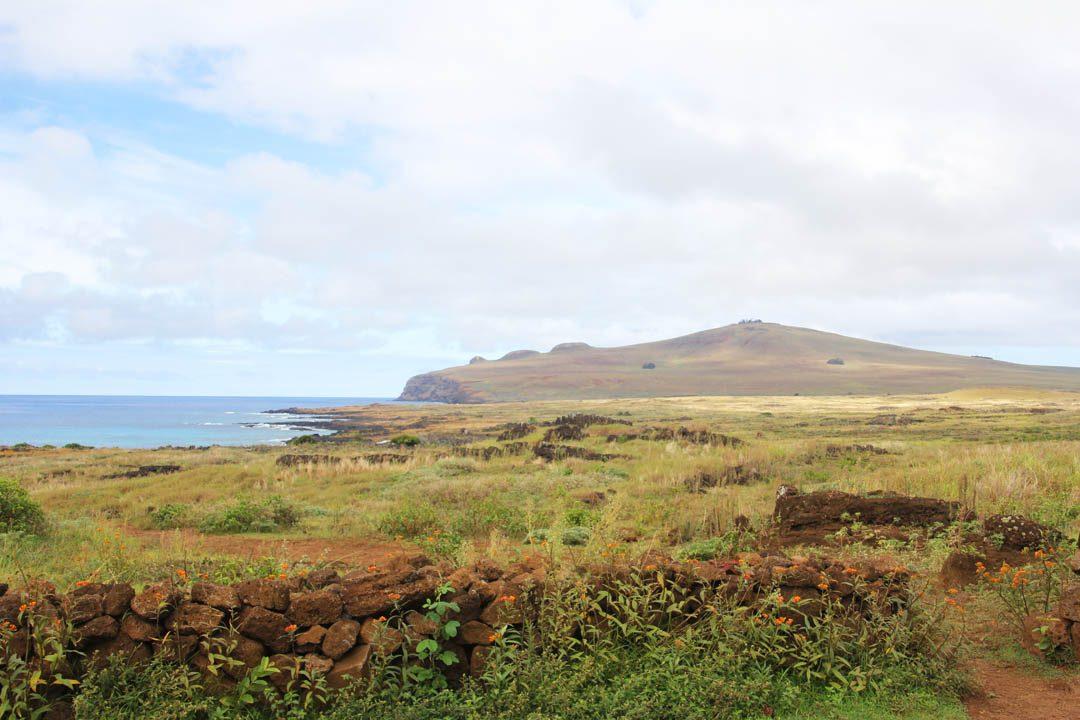 Paysages de l'Ile de Pâques - Rapa Nui