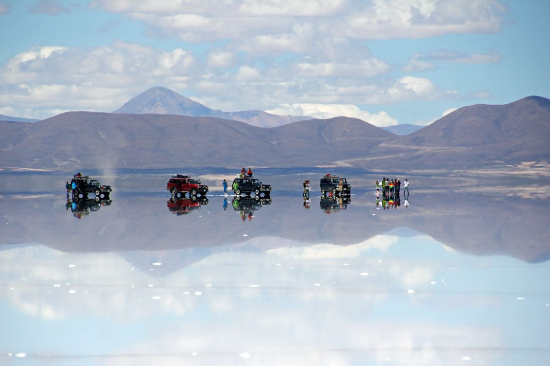 Excursion au Salar d'Uyuni en Bolivie
