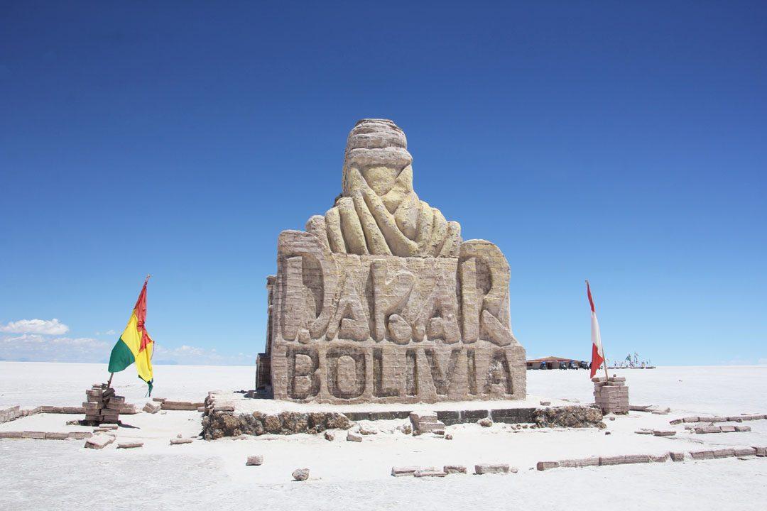 Dakar au Salar d'Uyuni en Bolivie
