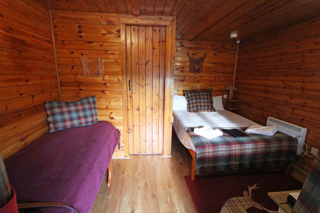 Ben More Lodge à Crianlarich en Ecosse