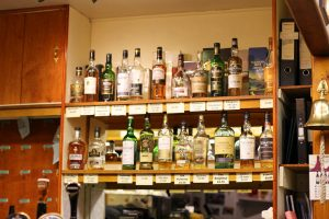 Choix de whisky écossais