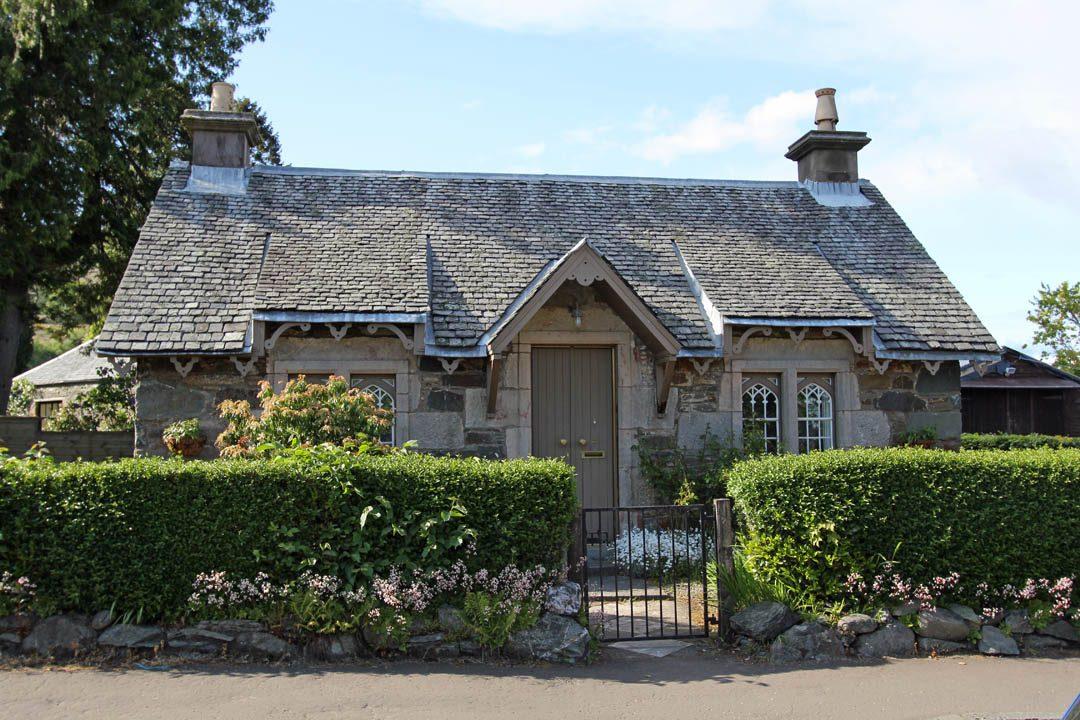 Maison à Luss en Ecosse