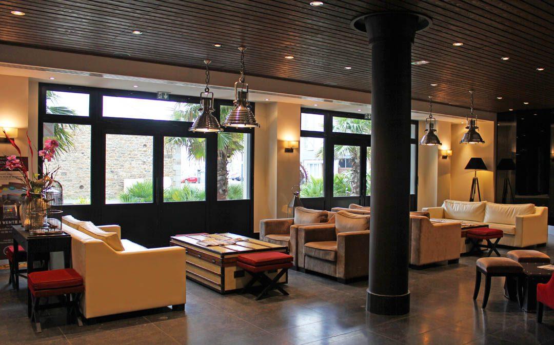 Hôtel le Nouveau Monde à Saint-Malo