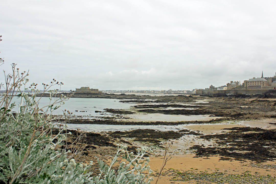 Plage de Saint-Malo