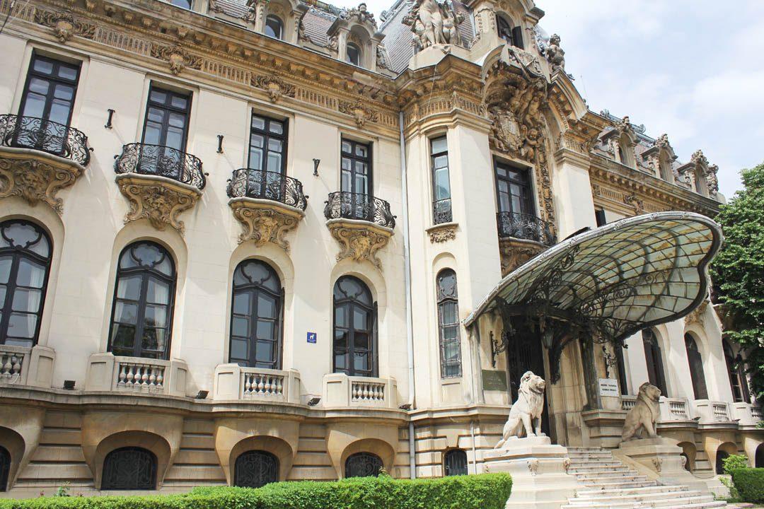 Musée Enescu à Bucarest