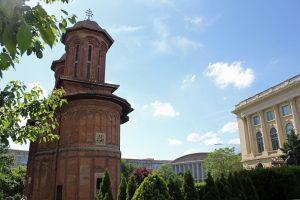 Eglise Kretzulescu à Bucarest