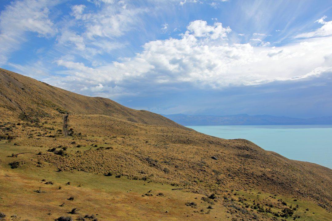 Vue depuis Cerro Frias